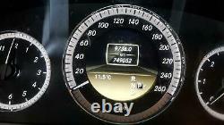 Kombiinstrument Tacho Mercedes W212 S212 W207 C207 A207 Diesel 2129003313