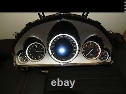 Kombiinstrument Tacho W212 S212 a2129004113 Mercedes E-Klasse 350CDI 220cdi neu