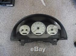 MB Mercedes W163 ML 55 Amg Tacho Speedometer Compteur Mph Miles
