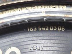 Mercedes Benz 170S W136 Tachometer Speedometer Compteur #183 542 03 06 gebraucht
