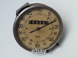 Mercedes Benz 170V W136 Bj. 1938 Tachometer Speedometer zum aufarbeiten