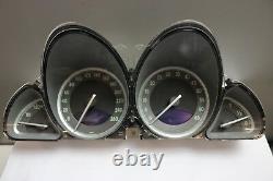 Mercedes R230 SL 55 AMG Tacho Kombiinstrument KI VDO Speedometer A2305400023