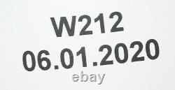 Mercedes W212 E350 CDI MOPF A2129000825 AVANTGARDE Tacho Kombiinstrument