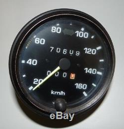 Mercedes W460 W461 G Ge Gd Tachometer Tacho Speedometer Speedo Kilometer