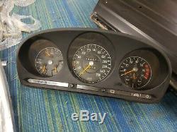 Mercedes w116 450 sel 6.9 speedometer tachometer
