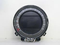 Mini R55 R56 R60 R61 Instrument Cluster Speedometer Tacho CID 9306250 9278279