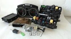 Motorsteuergerät Tachometer Sicherungskasten 55566279 13267544 Opel Astra H