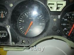 Mustang Speedometer Cluster Guage Instrument Odometer Analog Dash Display
