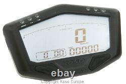NEU KOSO Cockpit KOSO DB02 R DB-02 R Tachometer Drehzahlmesser