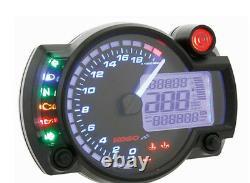 NEU KOSO Cockpit RX2N KOSO GP Style Tacho Drehzahlmesser