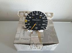 NEU NOS Mercedes-Benz 190 190E W201 VDO Tachometer Tacho Speedometer Speedo OEM