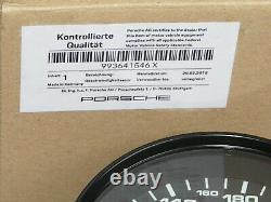 NEU Porsche 911 964 993 Turbo Tacho Tachometer Speedometer 99364154600 kmh new