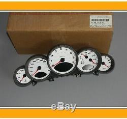 NEU Porsche 911 997 Carrera S Kombiinstrument Tachometer Speedometer km/h Tacho
