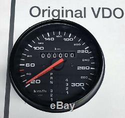 NEU Porsche Tacho 911 964 993 Tachometer mit Ganganzeige 964 641 526 00 kmh