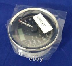 NEW Harley-Davidson Speedo / Tachometer / 4/Dual/Calib / 67480-04B