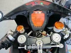 NEW OEM KTM RC8 RC8R 1190 Speedo KM/H Speedometer gauge tacho 69014069200