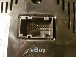 NEW! Orig. FIAT 500, 500C, ABARTH, 2018 Digital TFT Tacho Tachometer Speedometer