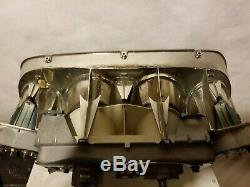 NOS 1969 FORD MUSTANG DASH CLUSTER SPEEDO TACHOMETER C9ZF-10848 C9ZF-10c941