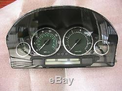 New Land / Range Rover L322 Speedo Speedometer Instruments Clocks Yac501210pva