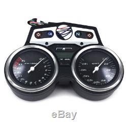 New Motorcycle Speedometer Gauge Tachometer Gauges Speedo For Honda CB400 VTEC I