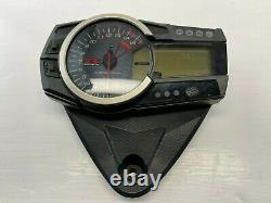 OEM 09-16 Suzuki 24K Miles Gauge Cluster GSXR 1000 Speedo Tach Gauges GSXR 1000