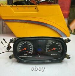 OEM 86-95 Harley Touring Front Speedometer Tach Speedo Tachometer Vintage