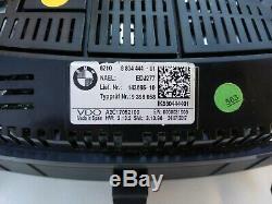 OEM BMW 5 G30 7 G11LED INSTRUMENT DASH CLUSTER SPEEDOMETR GAUGES km/h LCD gas
