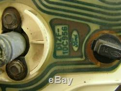 OEM Ford 1971 1972 1973 Mustang Tach Dash Cluster Gauges Speedometer Mach 1