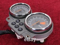 OEM Gauge Cluster Speedometer 87-88 Super Magna 700/750 Speedo Meter Dash Panel