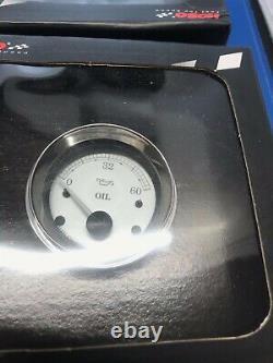 OEM Harley Touring Gauges Speedo Fuel Volt Oil Tach Air Speedometer