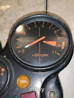 OEM Honda Speedo/Tach Cluster 1979 CBX 1000 CBX1000 Speedometer Tachometer Volt