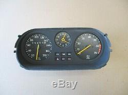 Opel Kadett C GTE Tachometer 200km Drehzahlmesser Speedometer W760