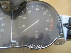 Opel Manta A GTE Kombiinstrument Tacho Speedometer 220km/h W618 Drehzahlmesser
