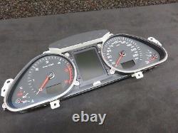 Original Audi A6 4F C6 3.0 TDI Facelift Tachometer Kombiinstrument 4F0920933L GV