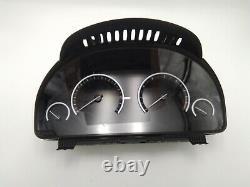 Original BMW F10 F13 F25 6WA Tacho Kombiinstrument Cluster Petrol 9342800