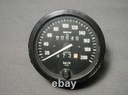 Original BMW TACHOMETER TACHO R100 GS R100GS R80 Cockpit motometer speedometer