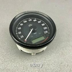 Original Harley-Davidson KM/H Tachometer 70900216