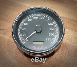 Original Harley Davidson km Tacho Tachometer Speedometer 0km 68902-00A