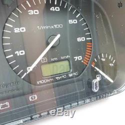 Original VW NOS Tacho Einheit Golf MK3 GTI 2E ABS MFA 1H6919880X 1H6919033F NEU
