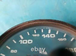 PORSCHE 924 944 TACHO Tachometer Geschwindigkeit VDO 94464102100 Cockpit