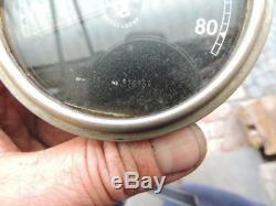 Peerboom Schürmann Tachometer Speedometer Tacho Brass Düsseldorf