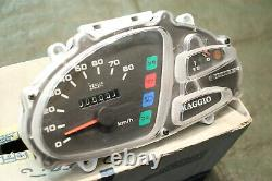 Piaggio Sfera 50 RST (ZAPC01) original Tacho NEU 293594 Speedometer Tachometer