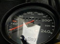 Porsche 911 G Modell Tacho VDO Tachometer Speedometer Original