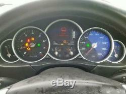 Porsche Cayenne 955 Turbo Speedo Instrument Cluster 7L5920980D