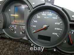 Porsche Cayenne 9PA 955 3.2 Kombiinstrument Tacho Tachometer 7L5920870C