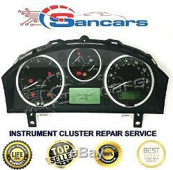 Range Rover Sport Instrument Cluster Speedo Dash Clocks Repair Service