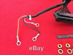 Rare 1996 Harley Sportster 1200 Speedo Tach Wire Harness Speedometer Tachometer