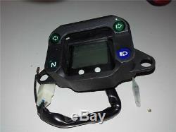 Sachs Madass50 ab 07 Madass125 TachoMeter Tacho speedometer mit Gehäuse NEU