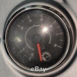Sea Doo challenger 180 gauge dash fascia fuel tachometer speedo speedometer 06