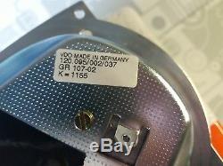 Speedo, Tachometer, Tacho K 1155 Mercedes W 116 300 SD Turbo Diesel Neu NOS
